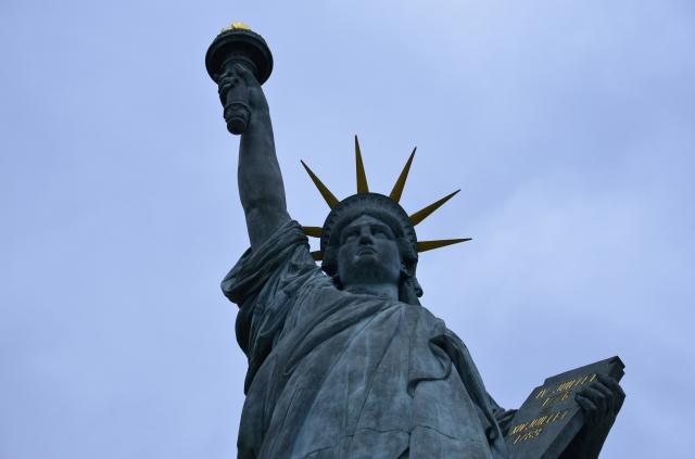 Famous replica from National Treasure movie -Paris
