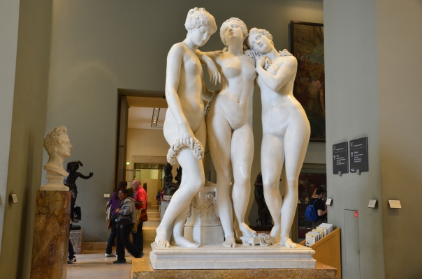 Nudity was being the inherent part of Renaissance art and openness which has profound impact on European culture